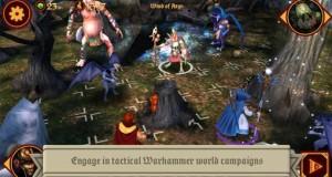 """""""Warhammer: Arcane Magic"""" neu im AppStore: magisches Brettspiel im Warhammer-Universum"""