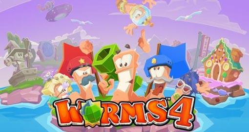 """Team17 kündigt """"Worms 4"""" an, Release bereits im August"""