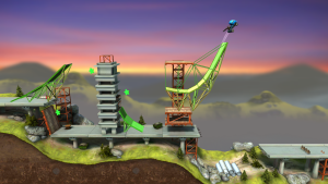 Bridge Constructor Stunts iPhone iPad