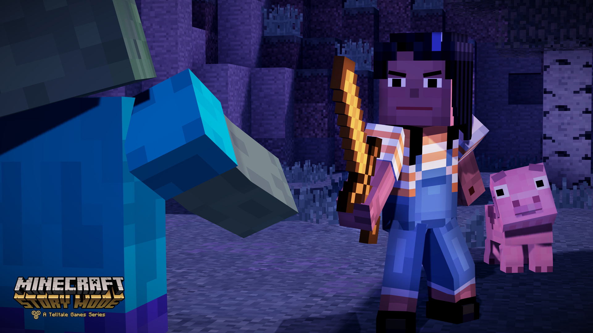 Minecraft: Story Mode iPhone iPad
