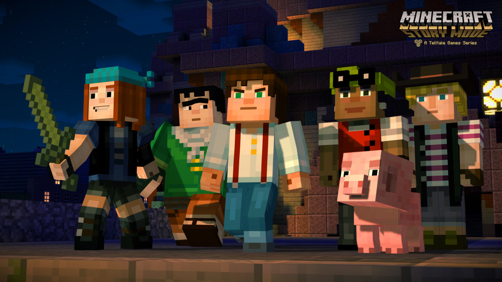 Minecraft Story Mode iOS