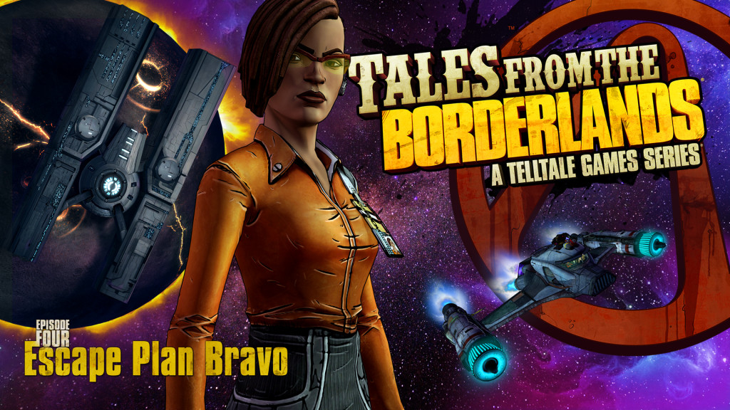 Tales from the Borderlands iPhone iPad