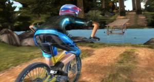 Bike Dash: endlose Downhill-Radtour durch den Wald