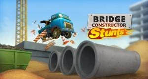 """Headup Games kündigt """"Bridge Constructor Stunts"""" und viele weitere Spiele an"""