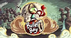 Bullet Boy: als menschliche Kanonenkugel durch die Lüfte fliegen