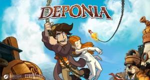 """Preview """"Deponia"""": erfolgreiches Adventure von Daedalic Entertainment erscheint am 10. September für iPad"""