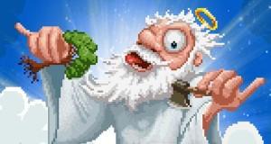 """""""Doodle God: 8-bit Mania"""" neu & im Angebot: Gott spielen im Pixellook"""