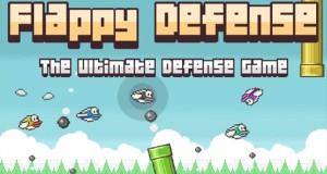 Flappy Defense: statt geflattert wird geschossen