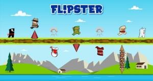 Flipster – Endless Arcade Jumper: neuer Endless-Runner von Appsolute Games hat zwei Seiten