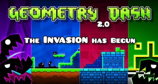 """5-Sterne-Spiel """"Geometry Dash"""" erhält umfangreiches Update auf Version 2.0"""