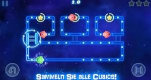 Glow Monsters: neues Puzzle von Crescent Moon Games erinnert an Pac-Man