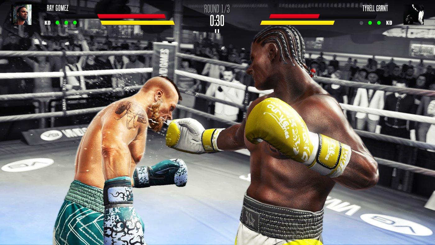 Real Boxing 2 iPhone iPad
