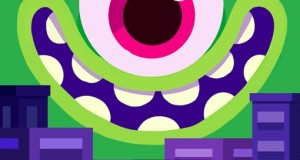 Monsters Ate My Metropolis: Kartenduell Monster gegen Stadt