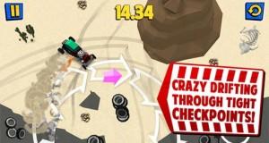Nifty Drifty: Drift-Rennspiel im deutschen AppStore im Soft-Launch