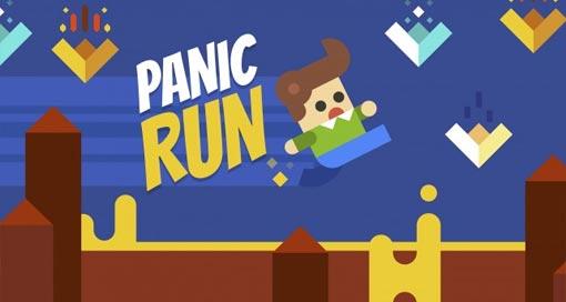"""Bloß keine Panik bekommen im neuen Highscore-Game """"Panic Run"""""""