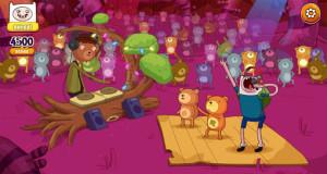 Rockstars of Ooo: witzige Minispiele erfordern Rhythmus im Blut
