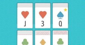 Sage Solitaire: neues Kartenspiel vermischt Solitaire und Poker