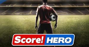 """""""Score! Hero"""" neu im AppStore: Fußballer-Karriere mit vielen Wartezeiten"""