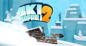 Ski Safari 2: erfolgreicher Abfahrtspaß geht in die 2. Runde