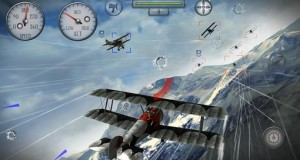 Sky Gamblers Rise Of Glory: WWI-Luftkämpfe im AppStore gelandet