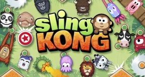 Sling Kong: ein Äffchen im Höhenrausch