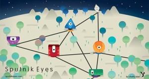 Sputnik Eyes: wunderschönes Puzzle in den Weiten des Alls