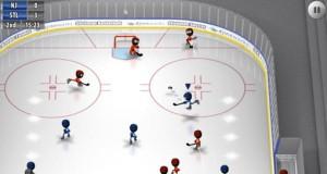 """Djinnworks """"Stickman Ice Hockey"""" erstmals kostenlos laden"""