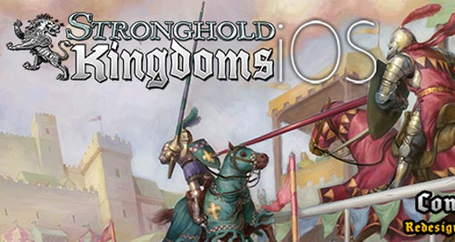 "PC-Strategie-MMO ""Stronghold Kingdoms"" kommt für iPhone & iPad"