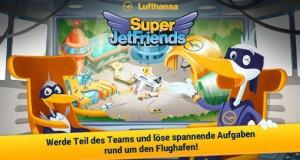 Super JetFriends: Zeitvertreib auf Reisen für die Kleinen