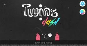"""Neuer Plattformer """"Twins Dash"""": zwei Bälle gleich doppelter Schwierigkeitsgrad?"""