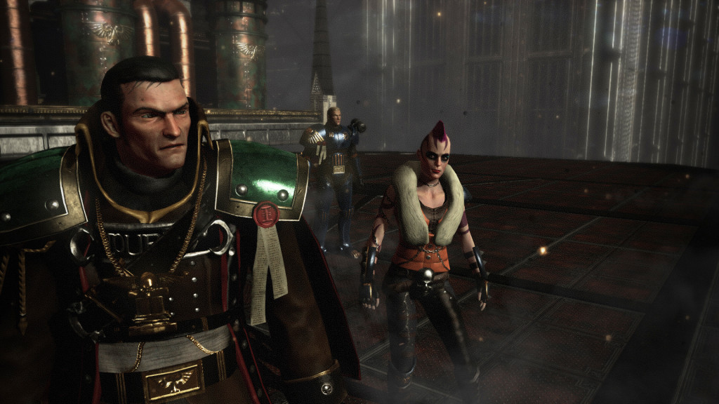 Eisenhorn: Xenos iOS Preview Screenshot