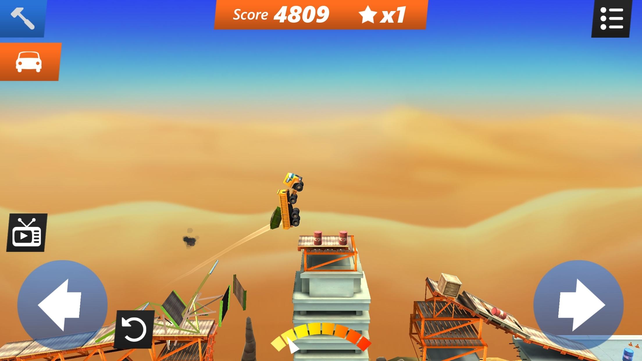 Bridge Constructor Stunts iOS