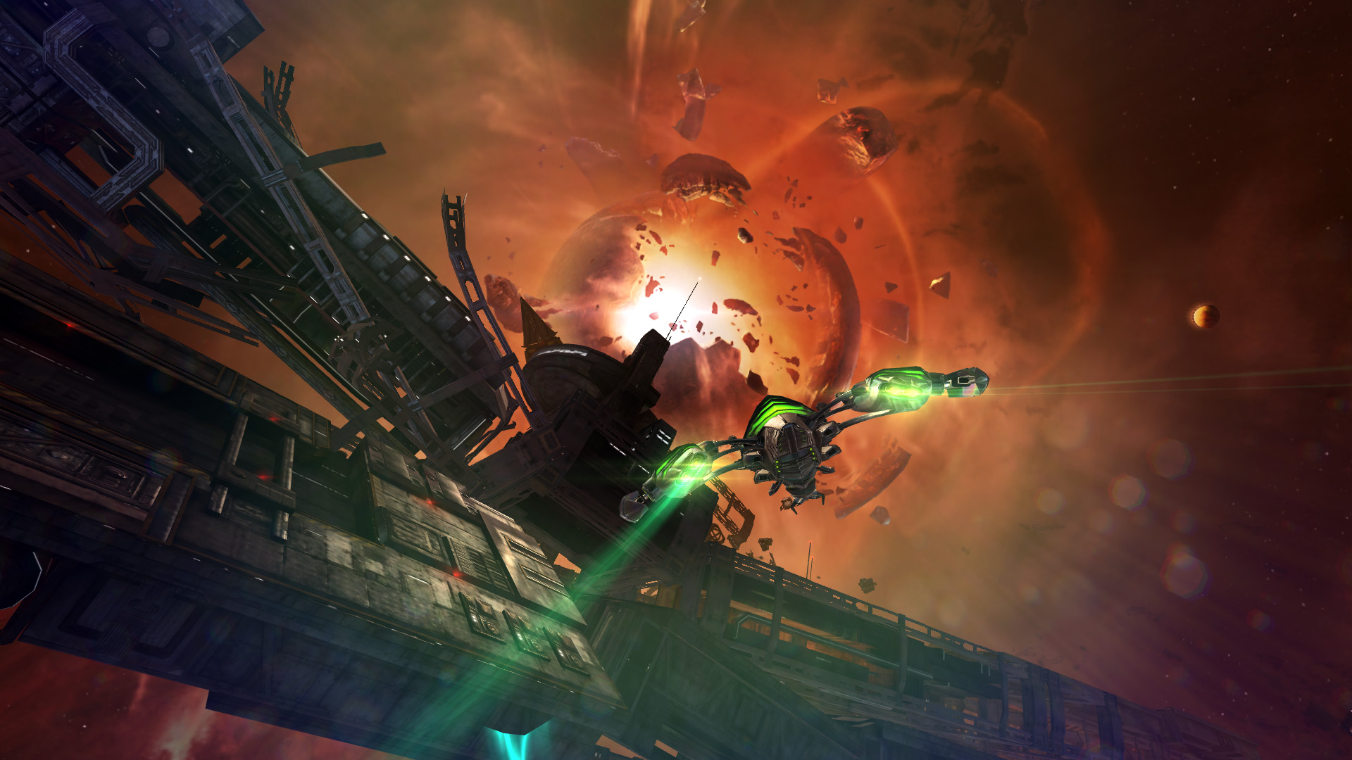 Galaxy on Fire 3 - Manticore iOS