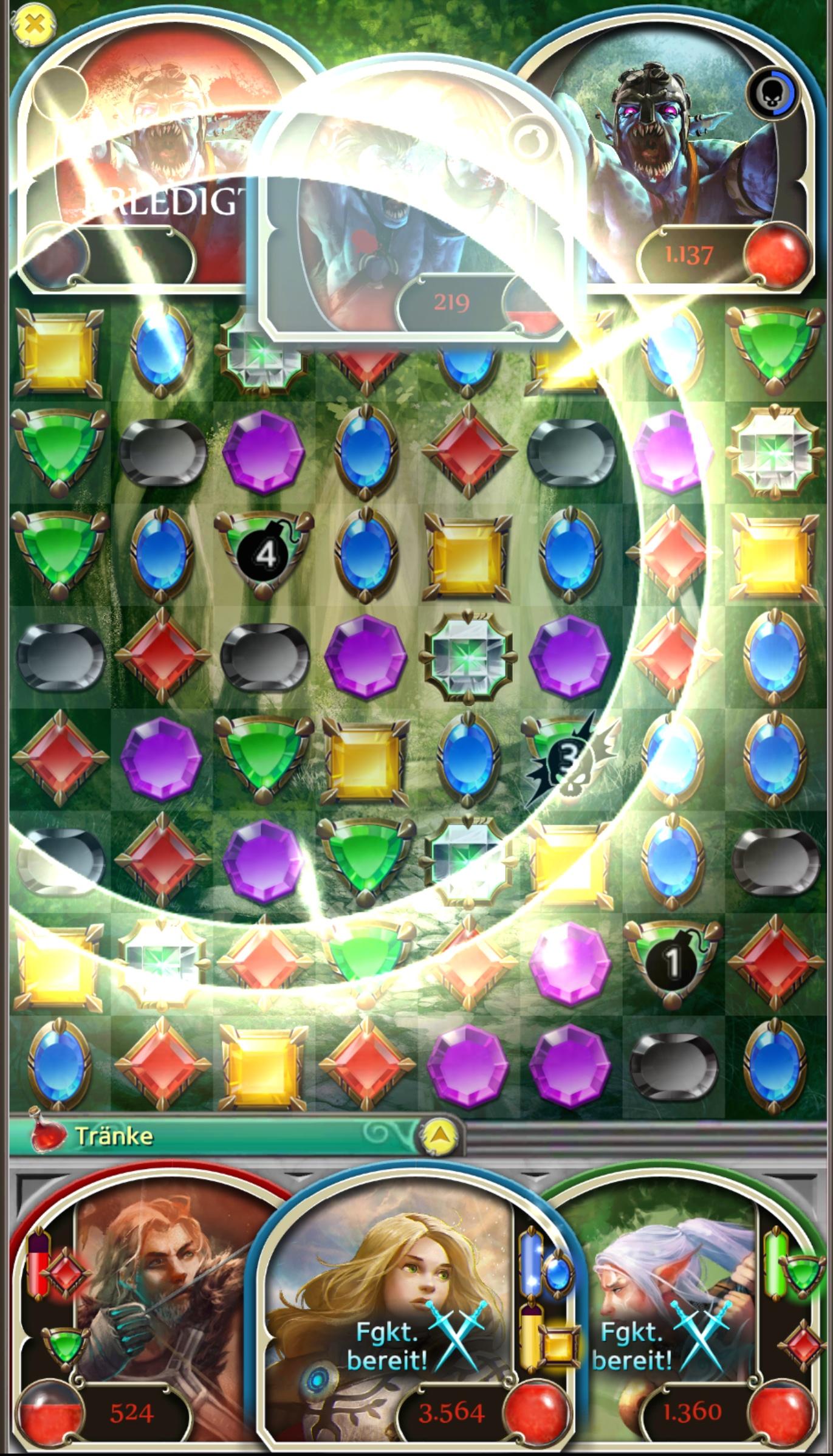 Puzzle & Glory iOS