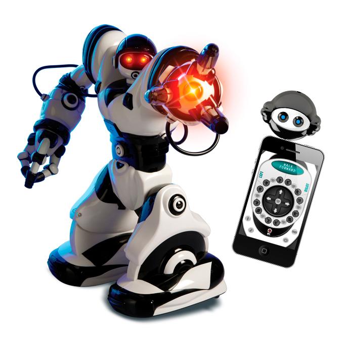 Robosapien X iOS