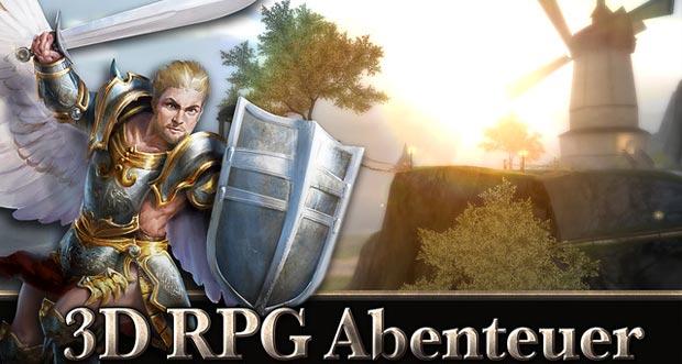 """Indie-Action-RPG """"Angel Sword"""" schon kostenlos laden"""