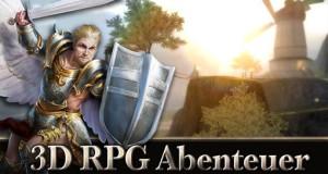 Angel Sword: umfangreiches Action-RPG mit offener Spielewelt von Ein-Mann-Indie-Entwickler