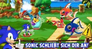 "Sonic mischt ""Angry Birds Epic"" auf"