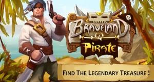 Braveland Pirate: dritter Teil der Strategie-Reihe neu im AppStore