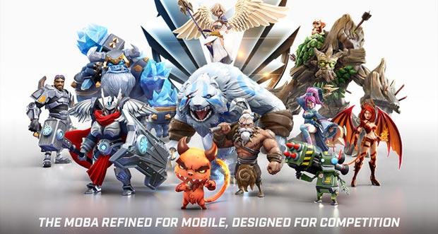 "MOBA ""Call of Champions"" neu im AppStore"