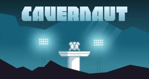 "Cave-Flyer ""Cavernaut"" landet reduziert auf eurem iPhone und iPad"