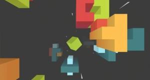 Cube Fall – Endless Free Fall: der Name sagt alles