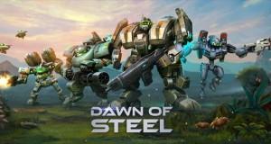 Dawn of Steel: neues Mech-Strategiespiel von flaregames im AppStore erschienen