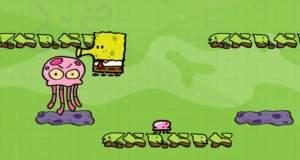 """""""Doodle Jump SpongeBob Schwammkopf"""" ist Apples Gratis-App der Woche"""