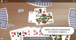 Doppelkopf HD: neue Kartenspiel-App von deutschem Indie-Entwickler