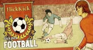 Apples Gratis-App der Woche: Flick Kick Football