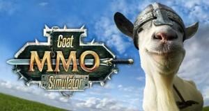 Goat Simulator MMO Simulator: verrückte Ziegen-Simulation als simuliertes MMO
