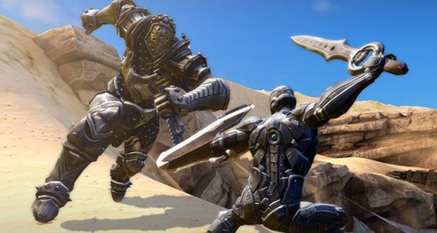 "Action-Kracher ""Infinity Blade III"" zum zweiten Mal gratis laden"
