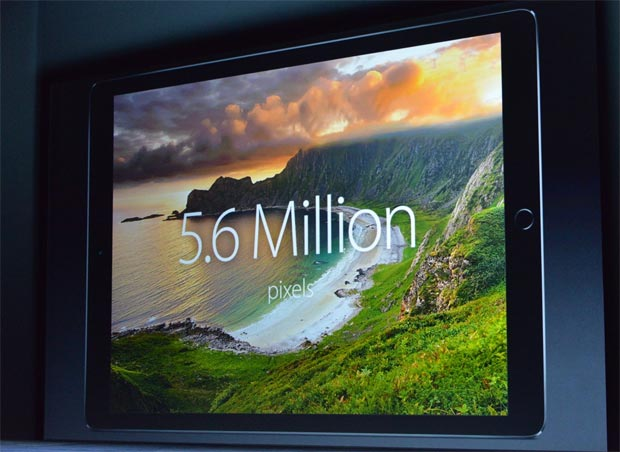 iPad Pro Keynote