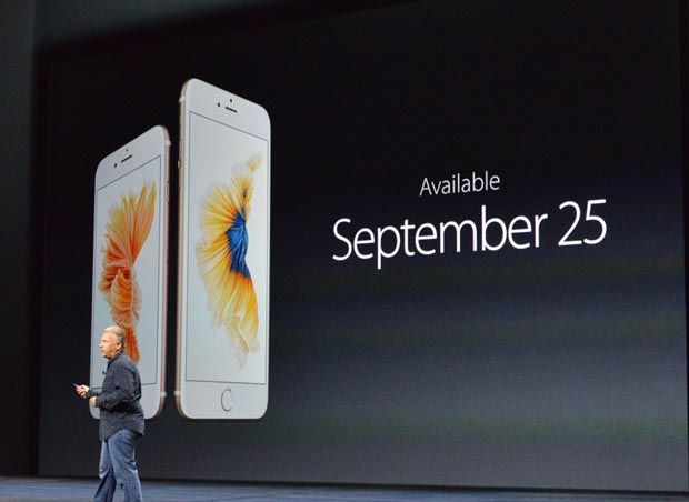 iPhone 6S Keynote